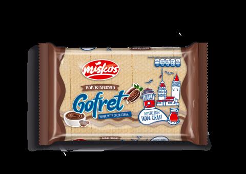 Kakao Kremalı Gofret